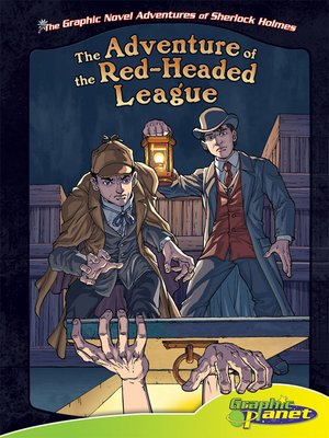 cover image of Adventure of the Red-Headed League