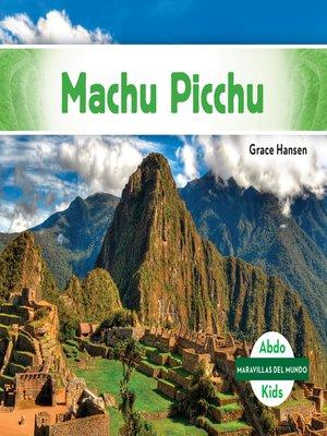 cover image of Machu Picchu (Machu Picchu)