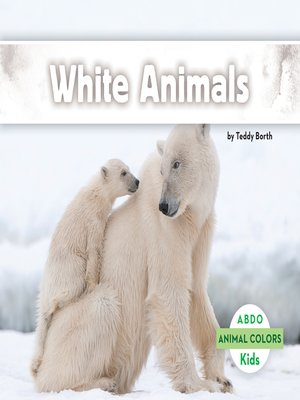 cover image of White Animals