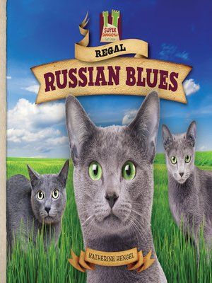 cover image of Regal Russian Blues