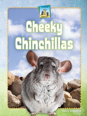cover image of Cheeky Chinchillas