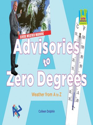 cover image of Advisories to Zero Degrees