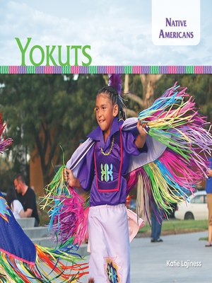 cover image of Yokuts
