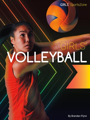cover image of Girls' Volleyball