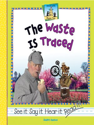cover image of Waste Is Traced
