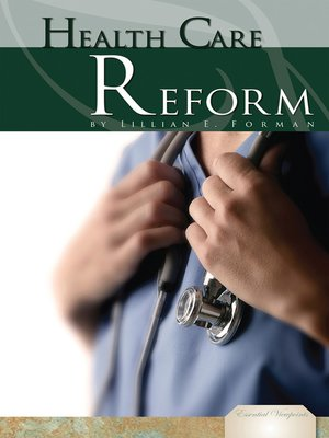 cover image of Health Care Reform