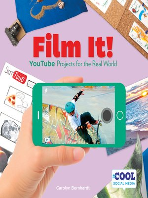 cover image of Film It!: YouTube Projects for the Real World