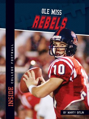 cover image of Ole Miss Rebels