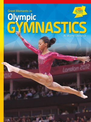 cover image of Great Moments in Olympic Gymnastics