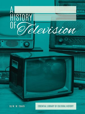 cover image of History of Television