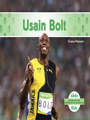 cover image of Usain Bolt (Usain Bolt)