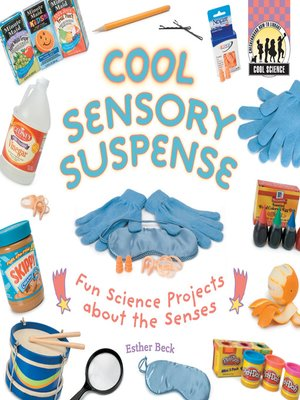 cover image of Cool Sensory Suspense