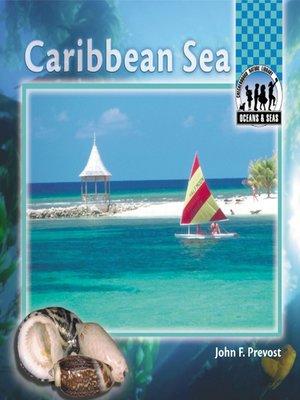 cover image of Caribbean Sea