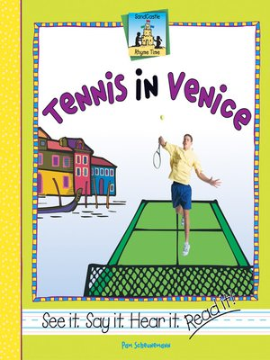 cover image of Tennis in Venice