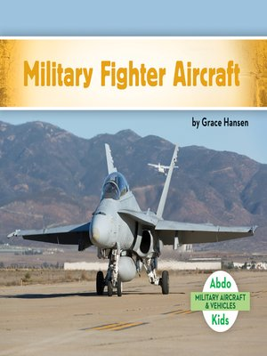 cover image of Military Fighter Aircraft