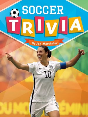 cover image of Soccer Trivia