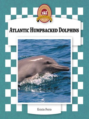 cover image of Atlantic Humpbacked Dolphins