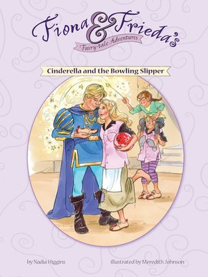 cover image of Cinderella and the Bowling Slipper