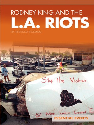 cover image of Rodney King and the L.A. Riots
