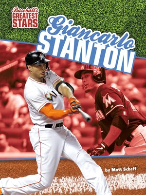 cover image of Giancarlo Stanton