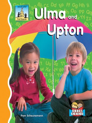 cover image of Ulma and Upton
