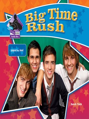 cover image of Big Time Rush