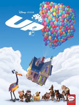 cover image of Disney and Pixar Movies: Up