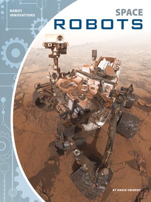 cover image of Space Robots