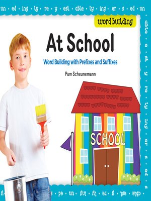 cover image of At School