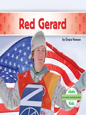 cover image of Red Gerard