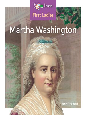 cover image of Martha Washington
