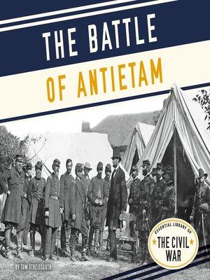 cover image of Battle of Antietam