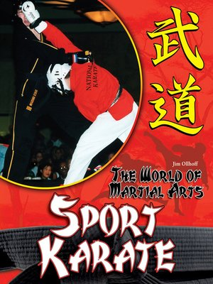 cover image of Sport Karate