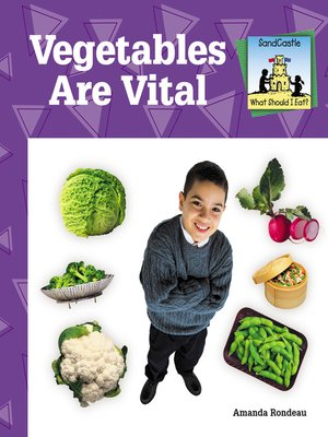 cover image of Vegetables are Vital