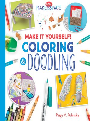 cover image of Make It Yourself! Coloring & Doodling