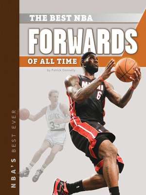 cover image of Best NBA Forwards of All Time