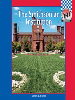 cover image of Smithsonian Institution