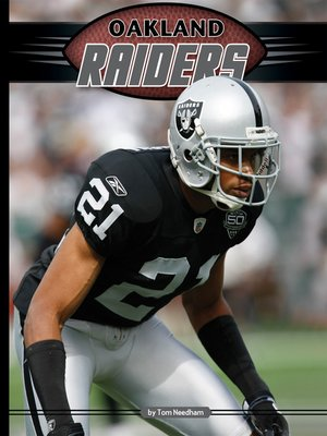 cover image of Oakland Raiders
