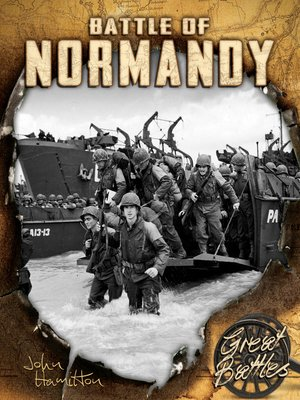cover image of Battle of Normandy
