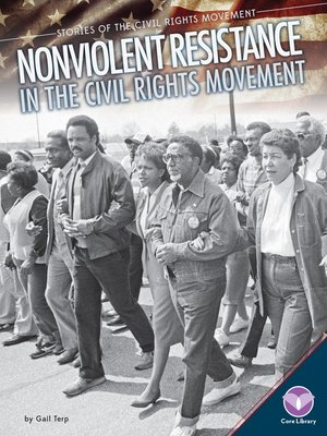 cover image of Nonviolent Resistance in the Civil Rights Movement