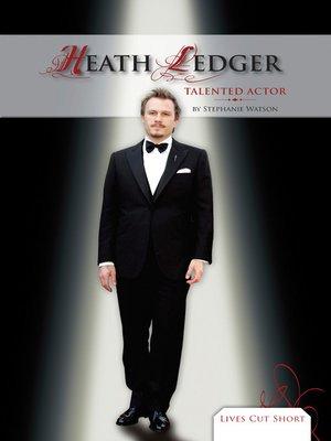cover image of Heath Ledger