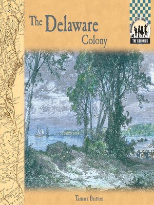 cover image of Delaware Colony