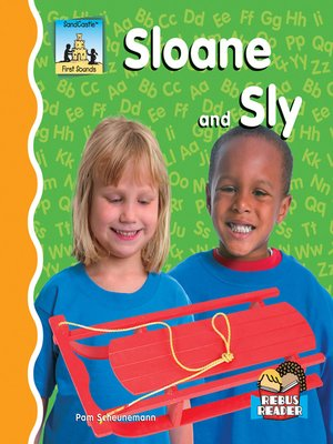 cover image of Sloane and Sly