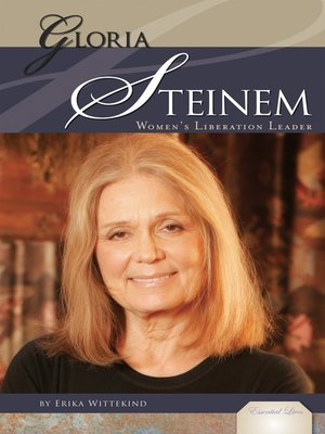 cover image of Gloria Steinem