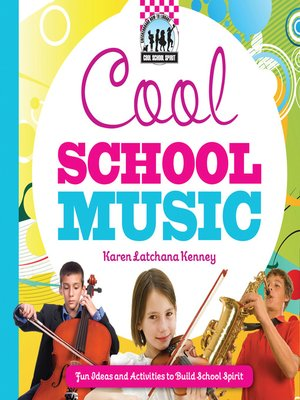 cover image of Cool School Music