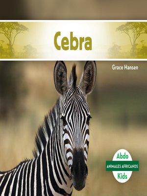 cover image of Cebra (Zebra)