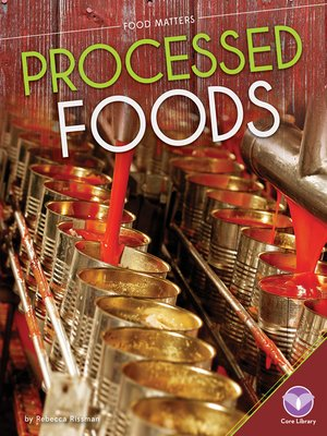 cover image of Processed Foods