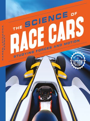 cover image of Science of Race Cars