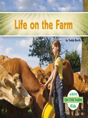 cover image of Farm Life on the Farm