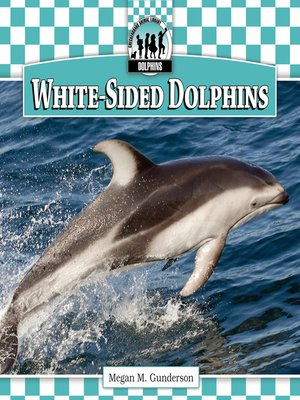 cover image of White-sided Dolphins